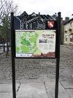 Heritage panel Norfolk Square