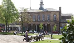 Glossop Town Hall