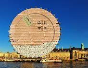 Wrapped London Eye