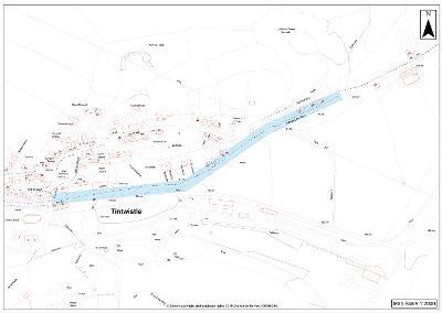 Tintwistle AQMA Map