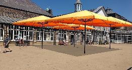Umbrellas at PG image