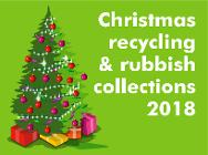Christmas waste collections