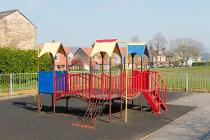 Whitfield play area as it is now