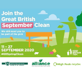 Great British September Clean