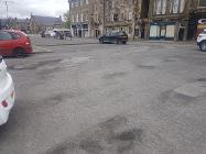 Market Place car park Buxton