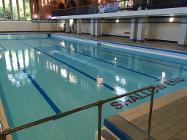 Glossop swimming pool