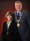 Mayor and Mayoress 2021/22