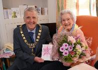 100 Birthday Mayor